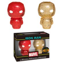 Funko Hikari XS Marvel: Red & Gold Iron Man Vinyl Figure 2 Pack - LE 750pcs
