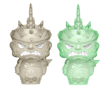 Funko Hikari XS Marvel: Gray & Light Green Hulk Vinyl Figure 2 Pack - LE 500pcs