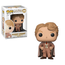 Funko POP! Movies Harry Potter: Gilderoy Lockhart Vinyl Figure
