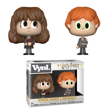 Funko Vynl. Movies Harry Potter: Hermione Granger & Ron Weasley Vinyl Figure 2 Pack