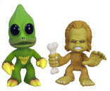 Funko Force Land Of The Lost: Sleestak & Chaka Vinyl Figure 2 Pack