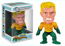 Funko Force DC Comics: Aquaman Bobblehead Figure - Warehouse Blowout