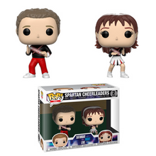 Funko POP! Television Saturday Night Live: Spartan Cheerleaders Vinyl Figure 2 Pack - Clearance