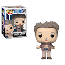 Funko POP! Television Saturday Night Live: Drunk Uncle Vinyl Figure