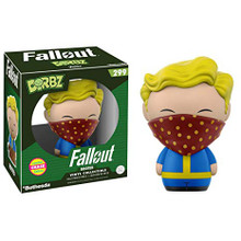 Funko Dorbz Games Fallout: Vault Boy (Rooted) Vinyl Figure - Chase Variant