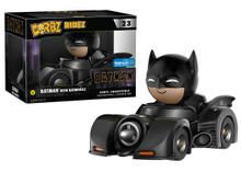 Funko Dorbz Ridez Tim Burton's Batman: Batman w/ Batmobile Wal-mart Exclusive Vinyl Figure - Clearance