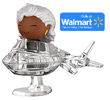 Funko Dorbz Ridez Marvel: Storm With Stealth Blackbird Wal-Mart Exclusive Vinyl Figure