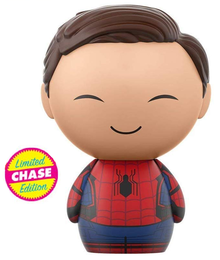 Funko Dorbz Marvel Spider-Man - Homecoming: Spider-Man Vinyl Figure - Chase Variant