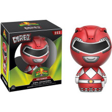Funko Dorbz Television Power Rangers: Red Power Ranger Vinyl Figure - Clearance