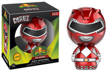 Funko Dorbz Television Power Rangers: Red Power Ranger Vinyl Figure - Chase Variant - Clearance