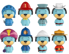 2017 SDCC Funko Dorbz Animation Hanna Barbera: Huckleberry Hound Exclusive Vinyl Figure 8 Pack - LE 1500pcs - 2017 San Diego Sticker