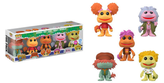 47020de34f9 Funko POP! Television Fraggle Rock  Flocked Funko Shop Exclusive ...