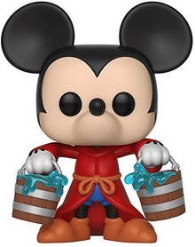 Funko POP! Disney Mickey's 90th Anniversary: Apprentice Mickey Vinyl Figure
