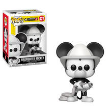 Funko POP! Disney Mickey's 90th Anniversary: Firefighter Mickey Vinyl Figure