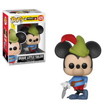 Funko POP! Disney Mickey's 90th Anniversary: Brave Little Tailor Vinyl Figure