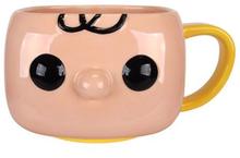 Funko POP! Home Peanuts: Charlie Brown Ceramic Mug - Clearance