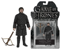 Funko Action Figure Game Of Thrones: Samwell Tarly Fully Poseable Action Figure - Funko Closeout