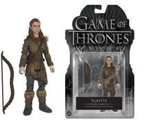 Funko Action Figure Game Of Thrones: Ygritte Fully Poseable Action Figure - Funko Closeout