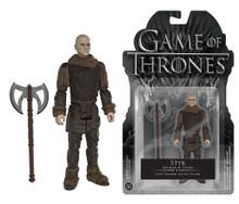 Funko Action Figure Game Of Thrones: Styr, Magnar Of Thenn Fully Poseable Action Figure - Funko Closeout