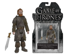 Funko Action Figure Game Of Thrones: Tormund Giantsbane Fully Poseable Action Figure - Funko Closeout