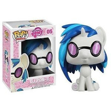 Funko POP! My Little Pony: DJ Pon-3 Vinyl Figure - Clearance