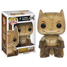 Funko POP! DC Comics Super Heroes: Scarecrow / Batman Impopster Vinyl Figure - Warehouse Blowout