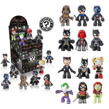 Funko Mystery Minis DC Comics Arkham: Batman 12pc Vinyl Figure Assortment - Clearance