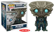 Funko POP! Games Mass Effect - Andromeda: The Archon 6 Inch Vinyl Figure - Clearance