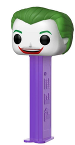 Funko POP! PEZ™ DC Comics 1966 Batman Classic TV Series: Joker Dispenser w/ Candy
