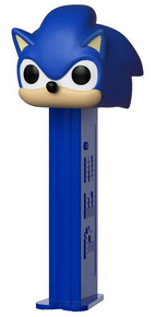 Funko POP! PEZ™ Games: Sonic The Hedgehog Dispenser w/ Candy