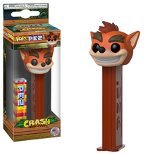 Funko POP! PEZ™ Games: Crash Bandicoot Dispenser w/ Candy