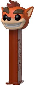 Funko POP! PEZ™ Games: Crash Bandicoot Dispenser w/ Candy