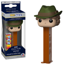 Funko POP! PEZ Television Doctor Who: Fourth Doctor Dispenser w/ Candy