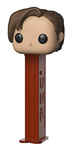 Funko POP! PEZ Television Doctor Who: Eleventh Doctor Dispenser w/ Candy