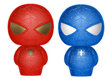 Funko Hikari XS Marvel: Red & Blue Spider-Man Vinyl Figure 2 Pack LE 1500pcs