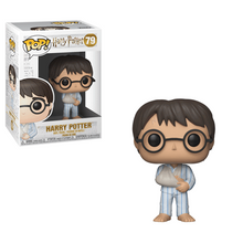 Funko POP! Movies Harry Potter: Harry Potter (Pajamas) Vinyl Figure