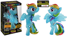 Funko Hikari My Little Pony: Original Glitter Rainbow Dash Vinyl Figure - LE 1000 pcs - Clearance