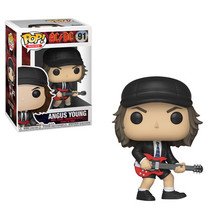 Funko POP! Rocks AC/DC: Angus Young Vinyl Figure