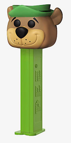 Funko POP! PEZ Animation Hanna Barbera: Yogi Bear Dispenser w/ Candy
