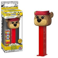 Funko POP! PEZ Animation Hanna Barbera: Yogi Bear Dispenser w/ Candy - Chase Variant  - Only 2 Available