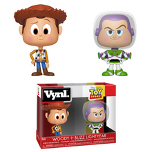 Funko Vynl. Disney Toy Story: Woody & Buzz Lightyear Vinyl Figure 2 Pack