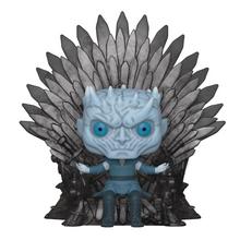 Funko POP! Deluxe Game Of Thrones: Night King On Iron Throne Vinyl Figure
