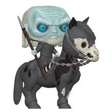 Funko POP! Rides Game Of Thrones: Mounted White Walker Vinyl Figure