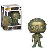 Funko POP! Icons: Patina Stan Lee Vinyl Figure