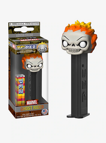 Funko POP! PEZ Marvel: Ghost Rider Dispenser w/ Candy