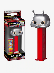 Funko POP! PEZ Marvel: Classic Ant-Man Dispenser w/ Candy