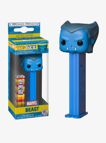 Funko POP! PEZ Marvel: Beast Dispenser w/ Candy