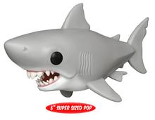 Funko POP! Movies Jaws: Great White Shark 6 Inch Vinyl Figure