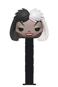 Funko POP! PEZ Disney Villains: Cruella De Vil Dispenser w/ Candy