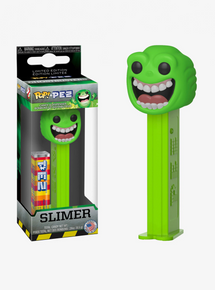 Funko POP! PEZ Ghostbusters: Slimer Dispenser w/ Candy